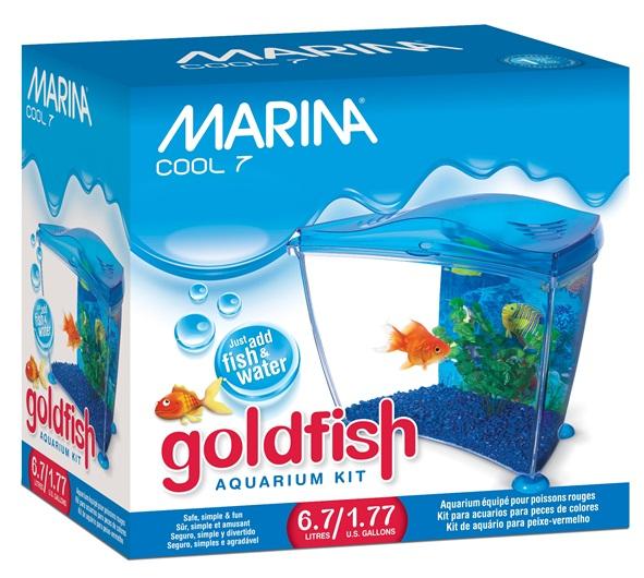 Aquário Marina Cool Kit Água Fria 6,7l-0