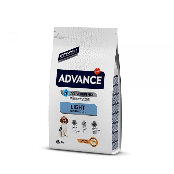 Advance Medium Light Chicken & Rice 3kg
