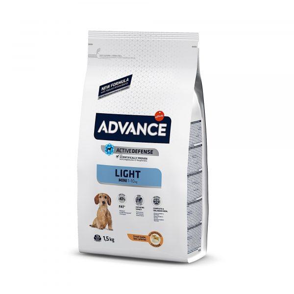 Advance Mini Light Chicken & Rice 1.5kg