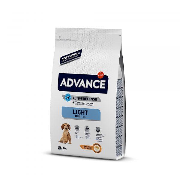 Advance Mini Light Chicken & Rice 3kg