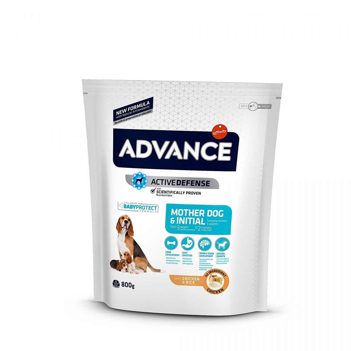 Advance Mother Dog & Initial 800gr