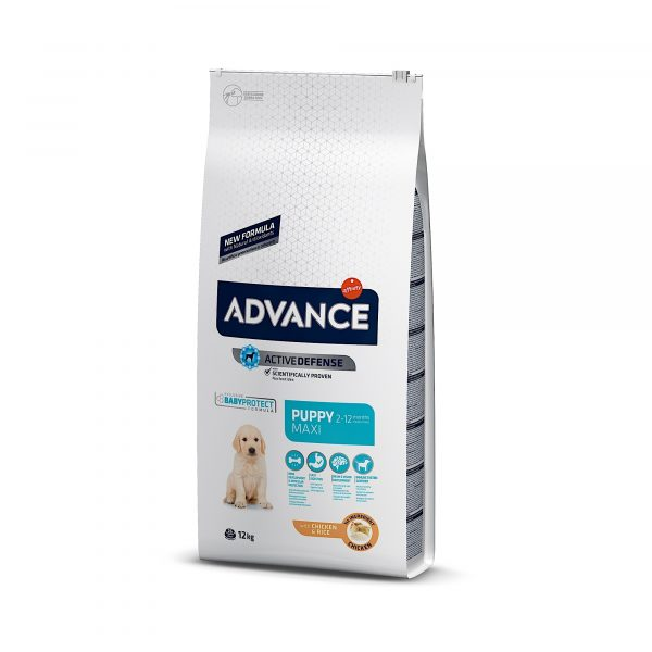Advance Maxi Puppy Chicken & Rice 12kg
