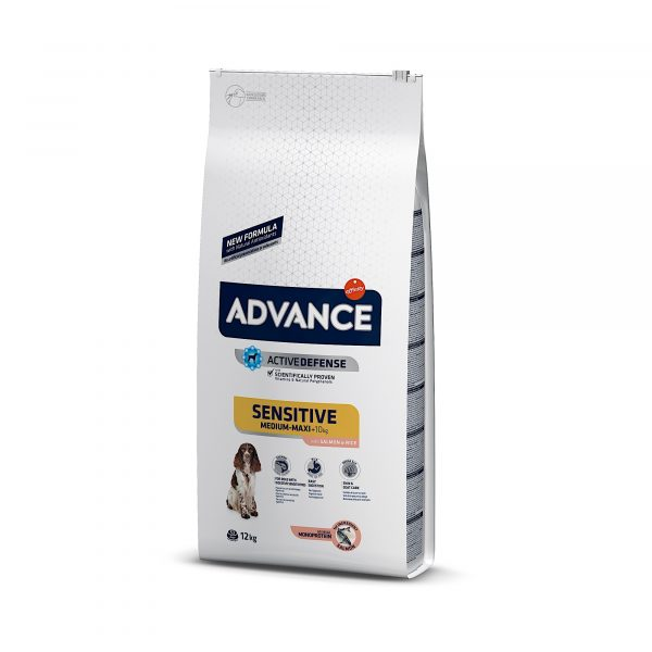 Advance Sensitive Medium / Maxi 12kg