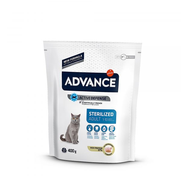 Advance Adulto Esterilizado Peru 400gr