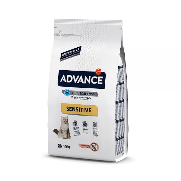 Advance Adulto Salmão 1.5kg