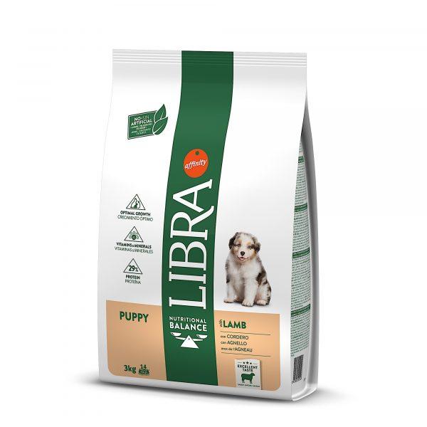 Libra Puppy Cordeiro 3kg