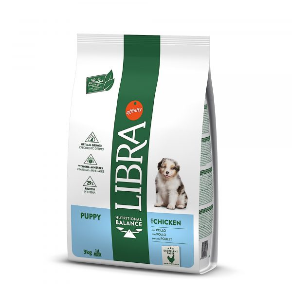 Libra Puppy Frango 3kg