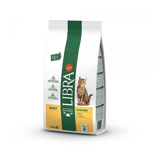 Libra Gato Frango 1.5kg