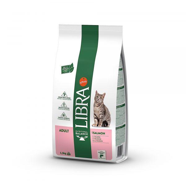 Libra Gato Salmão 1.5kg