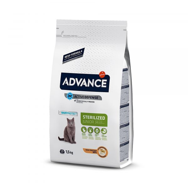 Advance Young Esterilizado 1.5kg