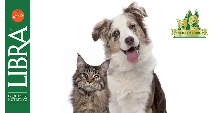 Ração Libra para Cão e Gato