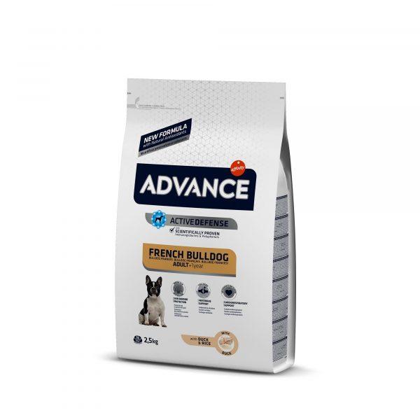 Advance Bulldog Francês 2.5kg