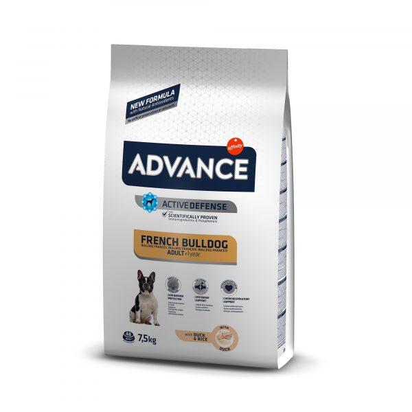Advance Bulldog Francês 7.5kg
