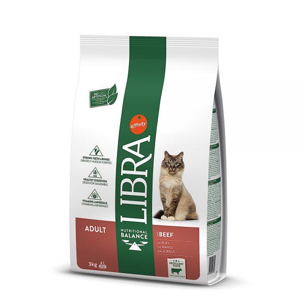 Libra Gato Adulto Vaca 3kg