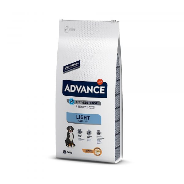 Advance Light Maxi Chicken & Rice 14kg