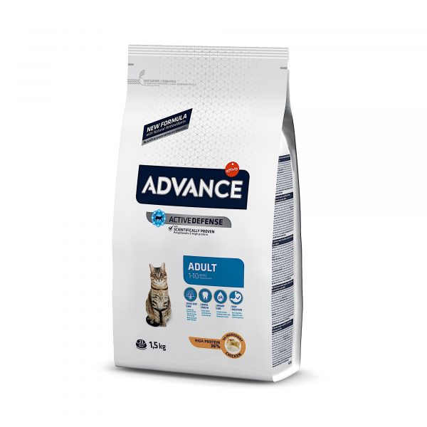 Advance Adulto Frango para Gato 1.5kg