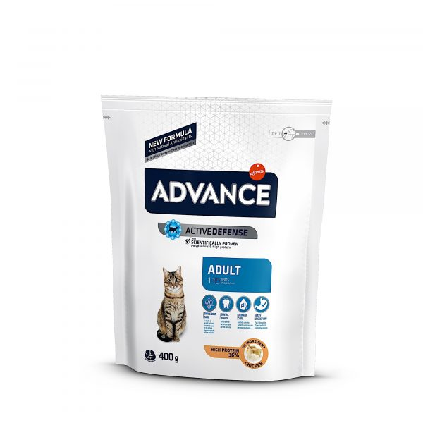 Advance Adulto Frango para Gato 400gr