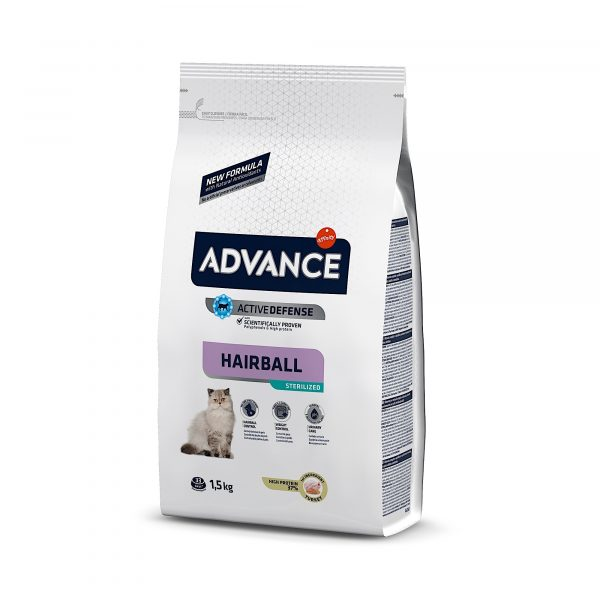 Advance Hairball Esterilizado 1.5kg