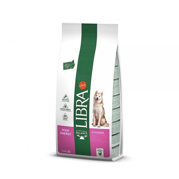 Libra Adulto High Energy 12kg