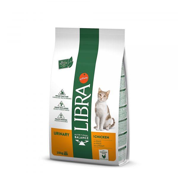 Libra Gato Urinary Frango 10kg