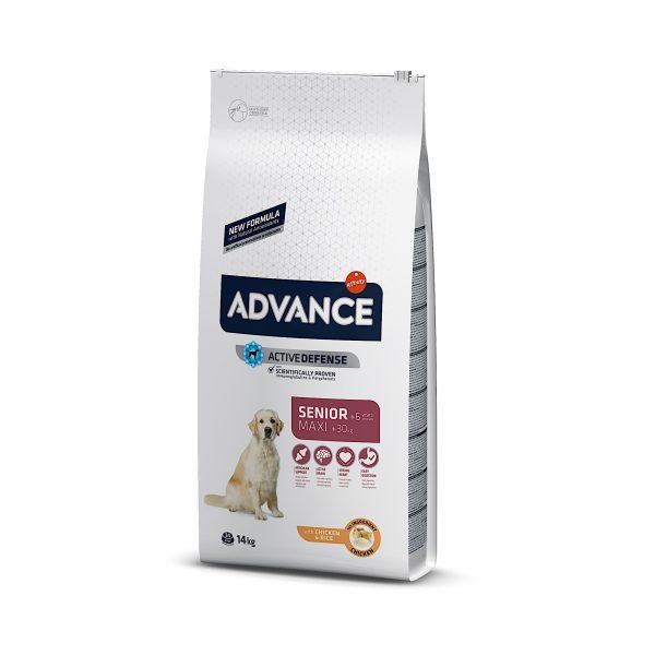 Advance Maxi Senior Chicken & Rice 14kg