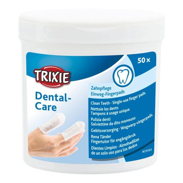 Dedeiras para limpeza dos dentes