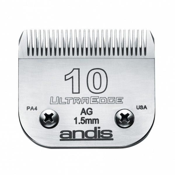 Lâmina de Substituição Kit Andis Type MBG-2 e AGC-2 1,5mm-0