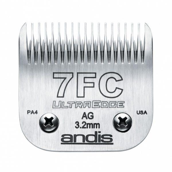 Lâmina de Substituição Kit Andis Type MBG-2 e AGC-2 3,2mm-0