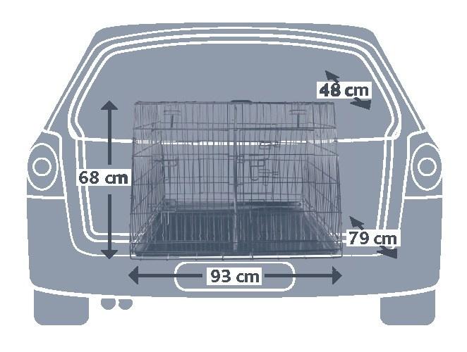 Transportadora em Arame inclinada-13261