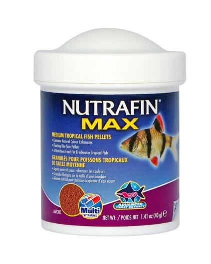 Nutrafin Granulado Peixes Tropicais -0