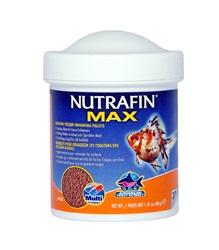 Nutrafin Max Granulado de água fria -0
