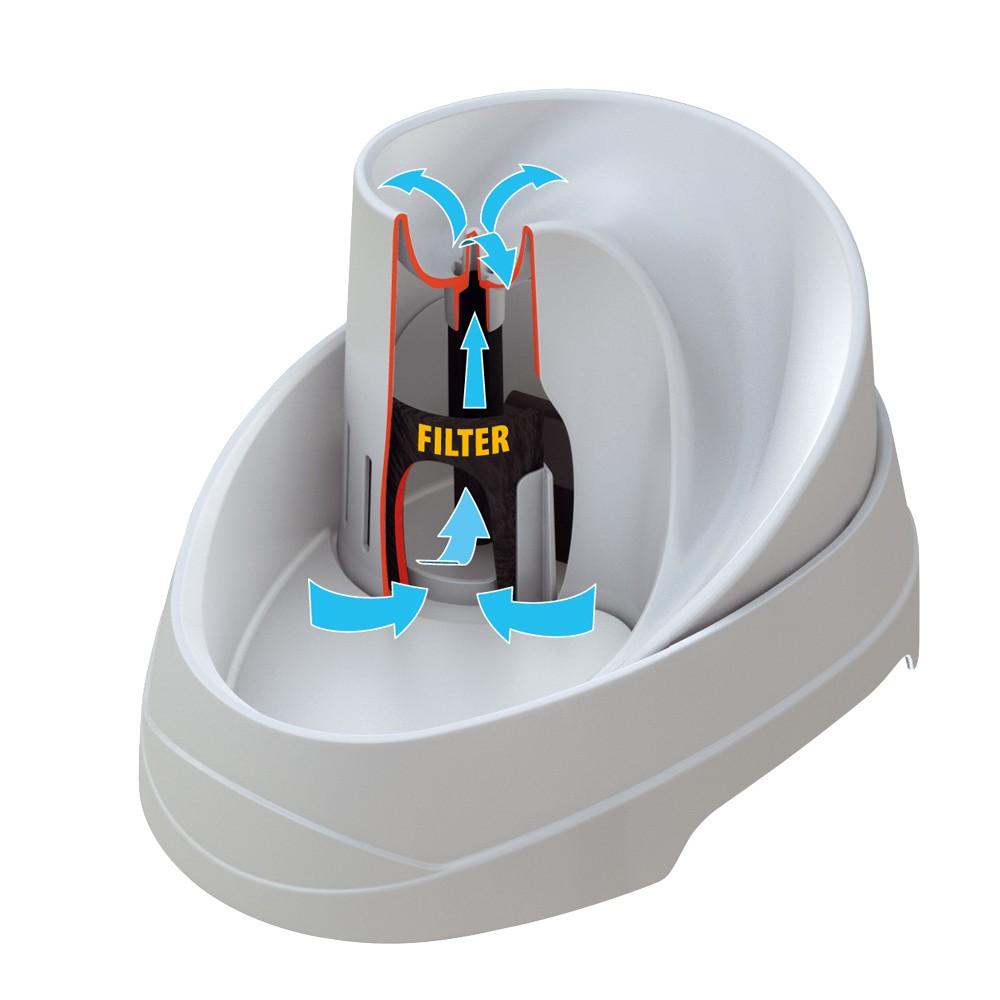 Fonte de água Vega-9847