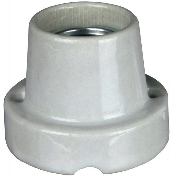Suporte Cerâmico com cabo e interrutor-13302
