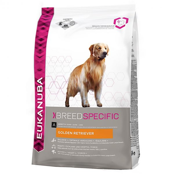 Eukanuba Golden Retriever 12kg-0