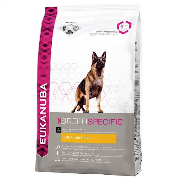 Eukanuba German Shepherd 2.5kg-0