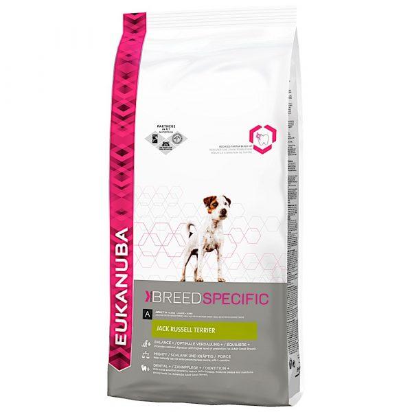 Eukanuba Jack Russell Terrier 2kg-0
