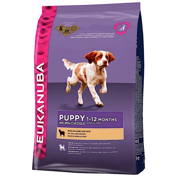 Eukanuba Puppy 2.5kg-0