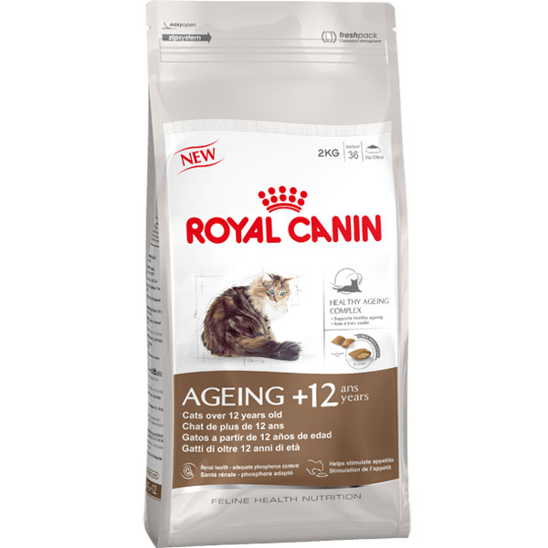 Royal Canin Ageing +12 2kg-0
