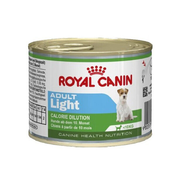 Royal Canin Adult Light 195g-0