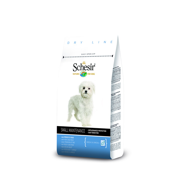 Schesir Small Adulto Peixe 2kg-0