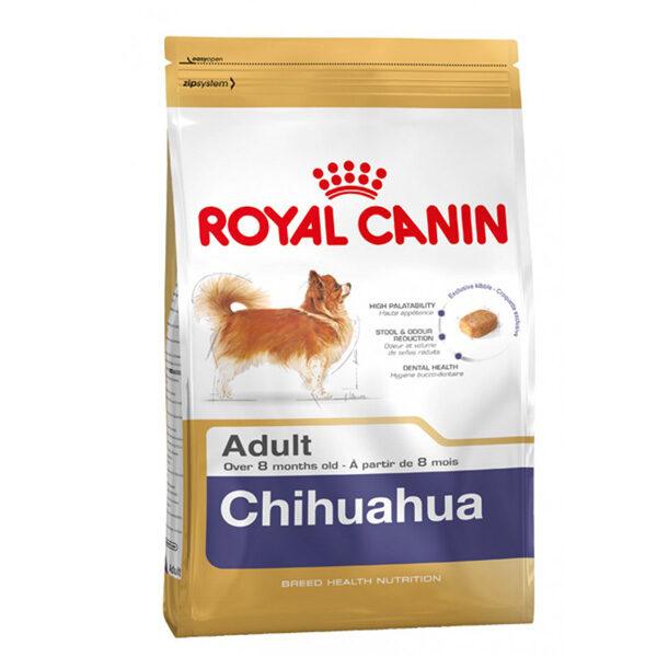Royal Canin Chihuahua Adulto 0.5kg-0