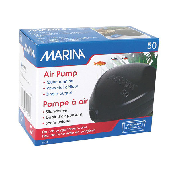 Bomba de Ar Marina 50, 10/60L-0