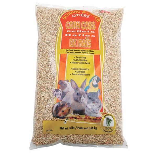 Corn Cobs Litter 1.36 Kg-0