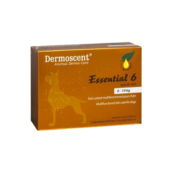 Dermoscent Essential 6 Spot-On Cães Pequenos-0