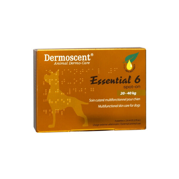 Dermoscent Essential 6 Spot-On Cães Grandes-0