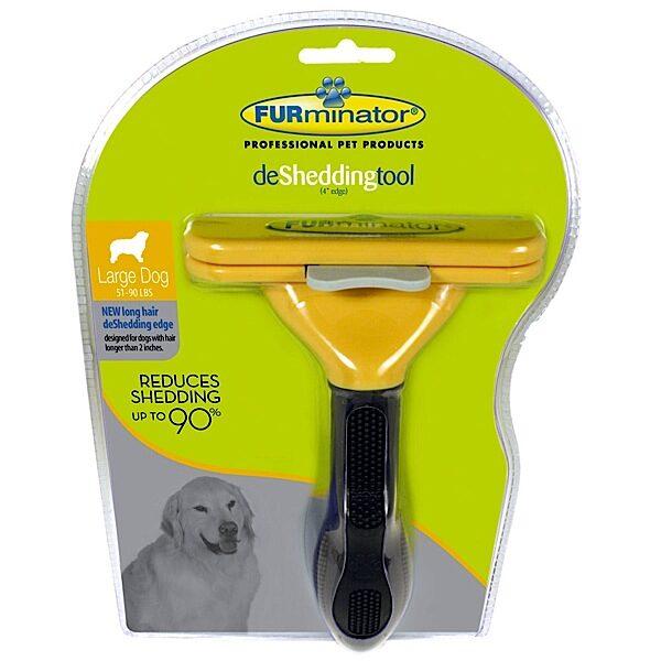 Escova Cães Grandes Pelo Longo-0