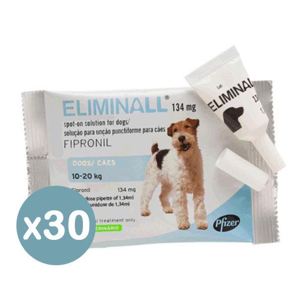 Eliminall 134 Cão Pack 30-0