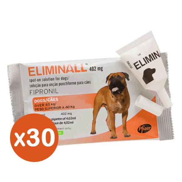 Eliminall 402 Cão Pack 30-0