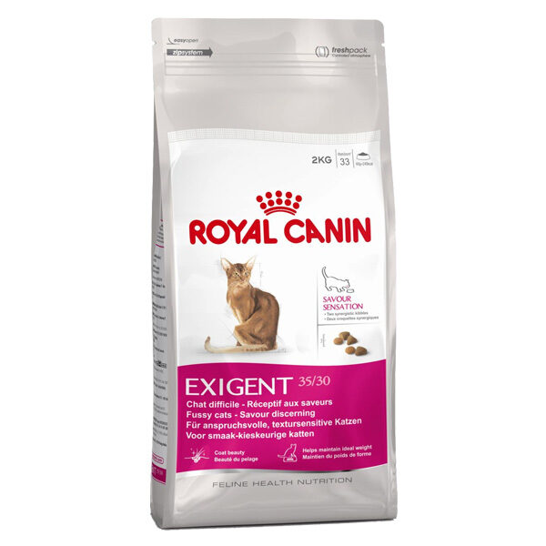 Royal Canin Exigent SS 2kg-0