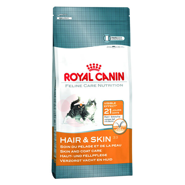Royal Canin Hair & Skin 400g-0